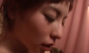 Naked jap petite getting her little puristic muff fucked pleasurable