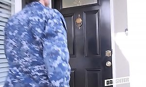 Two Military Dads Swap Teen Sprouts