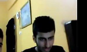 turkish cousins wank essentially cam