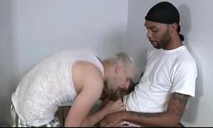 Muscled Stygian gay boys mash white twinks hardcore 15