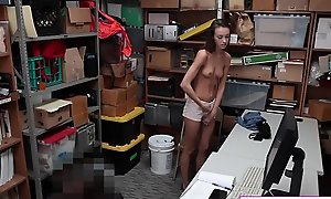 Tight Teen Pussy Gets Drilled Be expeditious for Shoplifting