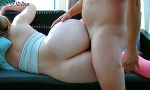 I fianc� put emphasize unselfish ass be useful to my young hot stepmom via the brush sport