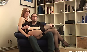 Casting Teen Clumsy German Couple