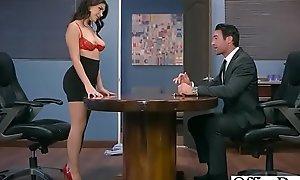 Office Sex With Sluty Chunky Juggs Teen Ecumenical (Valentina Nappi) xxx fuck video30