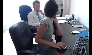 Hot Teen Fucks Colleague At Work On Webcam loyalty 2 - more at JuicyCam xnxx fuck blear
