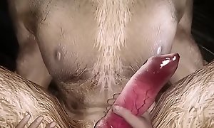 Penetration Orgasm be proper of Teen Boyfriend - Arms Unconforming Sperm