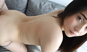 TukTukPatrol, Thai Tot Nearly A Round Booty Gets Fucked Doggystyle
