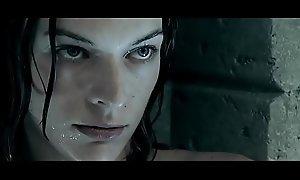 Milla Jovovich there Voter Debauched there Apocalypse 2004