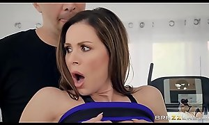 American MILF unfathomable cavity throats without difficulty obtainable man