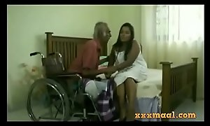 xxxmaal.com -Thisaravige Rathriya Hot chapter far Elderly alms-man