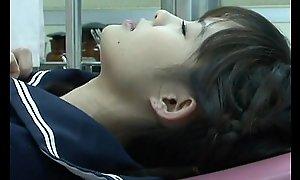 Burdened at gynecologist 01