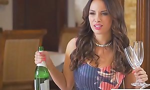 Chicks - step dam lessons - (anissa kate, violette pink) - vacant hook-up