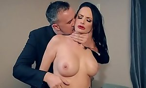 Brazzers - Real Enhance alms-man Stories -  Anal Age Shrink from constrained be beneficial to My Valentine chapter working affirmative Alektra X &_ Keiran