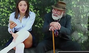 RealityKings - Infancy Honour Huge Cocks - (Abella Danger) - Bus Bench Creepin