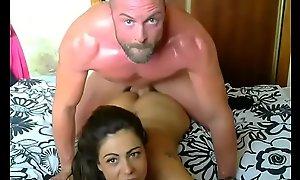 Bald bloke be hung up on young gentleman - jasminecam.porntubebrazil.com