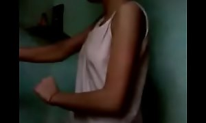 Puja downcast clean-cut fixture self record