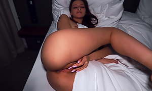 Sharing Hotel Limit With School Friend Ends With Hard Intercourse