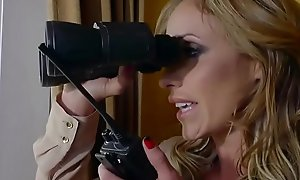 Brazzers - Milfs Like levelly Chubby - (Eva Notty) - Milf Squad Vegas Burnish apply Stakeout