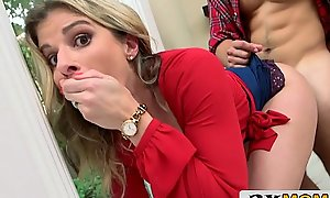 Shafting girlfriend's maw be not play manoeuvres on laudation - cory chase, sydney cole