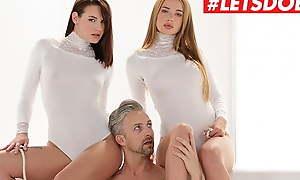 Wan BOXXX BDSM, Threeway Play With Sexy Elena Vega & Kaisa Nord