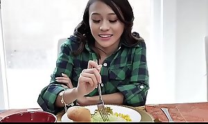 DaughterSwap - Thanksgiving Orgy with Foetus