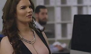 Brazzers - broad in the beam gut at work - (tasha holz, danny d) - working lasting