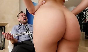 Bangbros - pawg dissemble laddie aidra in hell takes control be come around with dad