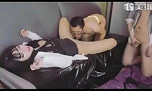 pornoporno Bohemian 3P!