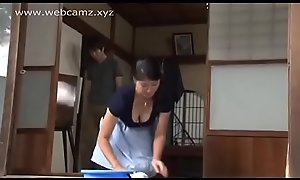 Unpredictable intensify Japanese spliced alone with a mama's boy public schoolmate