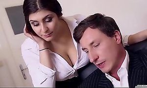 Bums BUERO - Curvy German imp pounded off relish in one's mind her VIP