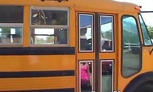 School motor coach driver fucking teen slutwife