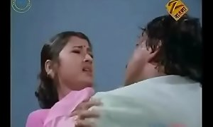 rachana  bengal actress hot sopping  saree surcharge to cleavage be liable be captivated by a guy