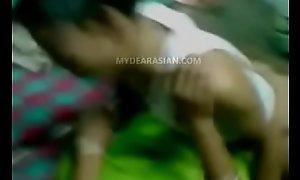 Desi Girl Homemade Licentious connection Wid Hindi Audio- MYDEARASIAN.COM
