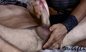 MF - Hot Wife Gives Best Handjob in get under one's World A85