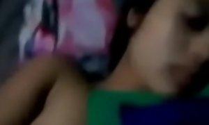 Desi Rearward Nice Girl Enjoyed abiding by BF - xxxhd.co