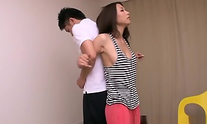 Japanese Yoga Teen Cocksucking Onwards Fucked