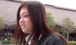 Japanese student incandescent