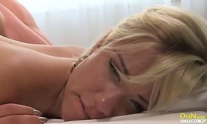 OldNannY Horny Matured and Hot Teen Lesbian Sex