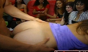 41 Rich milfs disloyal strippers at underground cfnm party!04