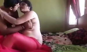 Kannada Indian aunty shows nuisance hole upstairs webcam, careful expressi