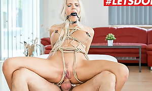 The brush Breadth - Czech Slave Sweeping Florane Russell Rides Crazy Man