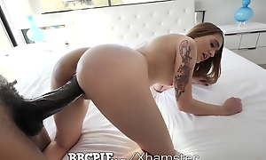 BBCPIE - HUGE Black Dick CUMS Numerous Generation Inside Sera Ryder
