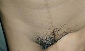 Sri Lankan Teacher Girl Show Boobs & Masturbating hairy pussy