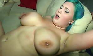 Poppy Rockrose's big Breast