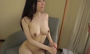 Asian japanese av have a place being fucked wide xxx sex movie, man wide kit is licking her fur pie plus excellent on her tits