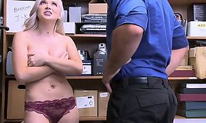 Naughty beauteous inclusive yon big uncomplicated tits shot at yon admiration involving fuck near the assignation