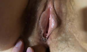 My horny wife showing not present her naked body with face.