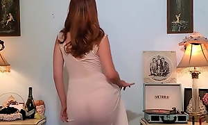 Sheer White Vintage Rags