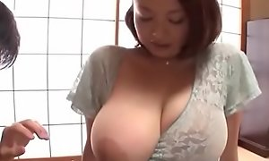Busty japanese cheating wife groped and drilled steadfast - what?s her name?