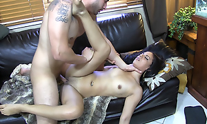 Cock-smacked with the addition of fucked raw
